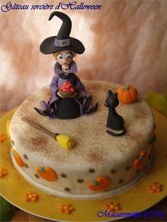 Le top 25 des Gâteaux les Plus Beaux Spécial Halloween - page 3