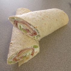 Roll ups: 2 oz cream cheese 1/3 cup of diced cucumbers  Turkey and ham sliced  Flour tortilla  Mix softened cream cheese and diced cucumbers then spread onto tortillas then put turkey and ham on then roll up!!  Soo yummy