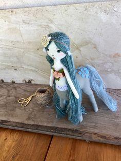 Centaur girl by Little Fairy Forest Doll Studio