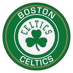 NBA - Boston Celtics Roundel Mat