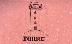 Italian Language ~ Torre (Tower)