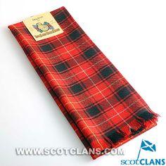 Clan MacIver Tartan Scarf