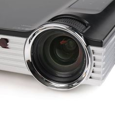"""Dreamy """"Cinema Zoom"""" is a 3D HD-Ready LED #projector with a 1,600 lumens brightness (2 or 3 times as most LED projectors on the market) with a full glass manual zoom lens 1.29-1.62:1. www.dreamvision.net #homecinema #hometheater"""