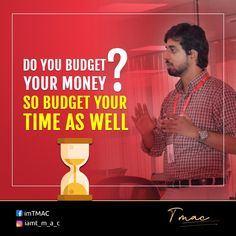 Friends, spend your time efficiently. Once you have a firmer grasp of your Time Budgeting,  you will see yourself and your team becomeMore Efficient, Better FocusedMore Profitable... Stay connected to know more about Time Management...   #entrepreneurs #success #startup #growth #growthhack #businesscoach #motivational #inspiration #motivationalspeaker #india #work Competitor Analysis, Time Management, Budgeting, Entrepreneur, Connection, Motivational, Success, Wellness, India