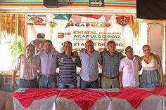 Gobierno de Acapulco ] ACAPULCO, Gro. * 05 de junio de 2017. El gobierno municipal encabezado por el alcalde Evodio Velázquez, a través de la Dirección de Promoción y Recreación Deportiva, anunció que el puerto de Acapulco será sede del 3er Campeonato Estatal de Futbol Soccer de Edad Libre, del...