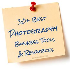 30+ Best Photography Business Tools and Resources | The Modern Tog