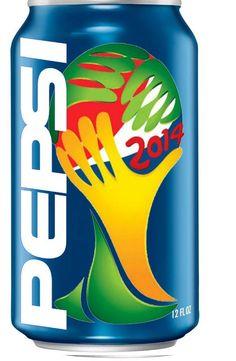 Pepsi World Cup 2014 Can http://www.boxerbranddesign.com/blog/
