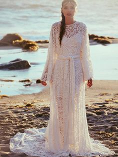 Free People Lady Wren Gown, �2335.00 - OMG this is soooo gorgeous!