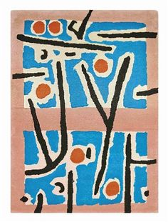 Abstraction bleue by Paul Klee Kandinsky, Abstract Expressionism, Abstract Art, Paul Klee Art, Franz Marc, Paintings I Love, Art Moderne, Klimt, Art Plastique