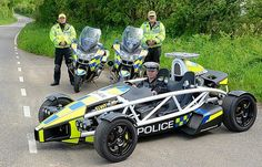 Avon and #Somerset Police transform Ariel Atom into world's fastest police car for safety campaign. Read more... http://www.johnfowlerholidays.com/foxy-blog/world%E2%80%99s-fastest-police-car-be-used-avon-and-somerset