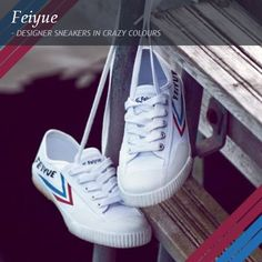 Feiyue an old chinese brand revamped. This are the classics. Baskets, Crazy Colour, France, Signature Style, Keds, Adidas Sneakers, Footwear, Collaboration, Innovation