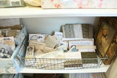French Laundry: Where This Blogger Creates...the Closet of Dreams