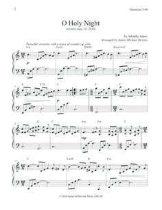 O Holy Night (Christmas Piano) By Adolphe-Charles Adam Christmas Piano Sheet Music, Christmas Music, Lds Music, Gospel Music, Piano Lessons, Music Lessons, Free Printable Sheet Music, Music Maniac, Church Music