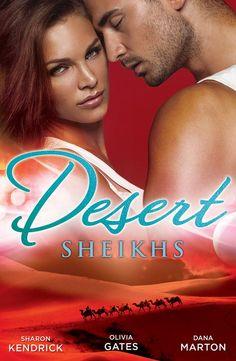Mills & Boon™: Desert Sheikhs by Sharon Kendrick, Olivia Gates, Dana Marton History Books, English Language, Fiction, Romance, Gates, Library Ideas, Kindle, Contemporary, Amazon