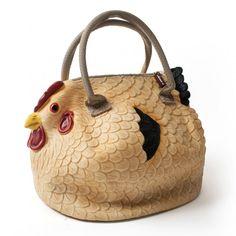 The Original Hühner Handtasche