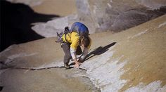 Who even needs stairs? | 14 Reasons Rock Climbers Defy The Laws Of Nature