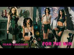 "New Team Unicorn music video: ""For the Win"" (Featuring Weird Al Yankovic, Aisha Tyler, Ashley Holliday & Grant Imahara)"