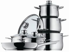 """i'm saving for this WMF cookware ("""",)"""