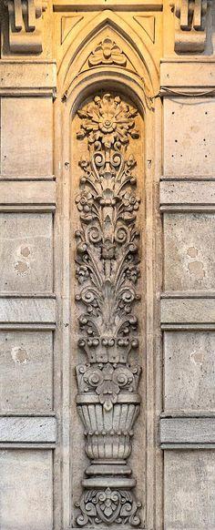 Casa Verdú - Rambla de Catalunya  1905  Architect: Maurici Augé i Robert