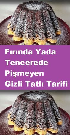 Easy Cake Recipes, Sweet Recipes, Dessert Recipes, Pasta Cake, Iftar, Turkish Recipes, Food Presentation, Baked Goods, Food And Drink