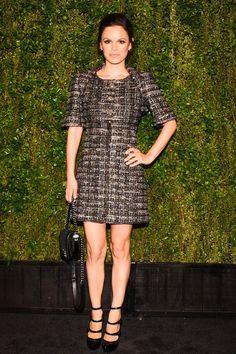 Best dressed - Rachel Bilson in Chanel