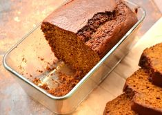 Pumpkin Molasses Bread - Crafty Cooking Mama Molasses Bread, How To Make Snow, Fall Baking, Dessert Recipes, Desserts, Quick Bread, Sweet Bread, Cake Pops, Banana Bread