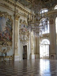 Schloss Nymphenburg, Munich