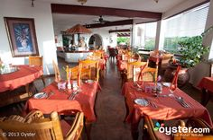 bars in barbados | La Salsa Restaurant at the Sugar Cane Club Hotel and Spa | Oyster.com ... Hotel Spa, Hotel Reviews, Barbados, Restaurant Bar, Salsa, Sugar, Club, Table Decorations, Places