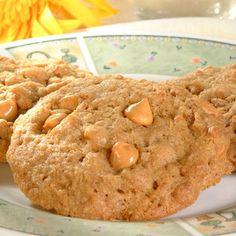 Chewy Butterscotch Graham Cookies (Easy; 4 dozen cookies)