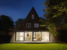 Lens House By Alison Brooks Architects | Lens, Architects And Architecture