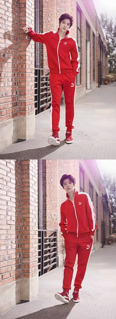 Luhan for Puma