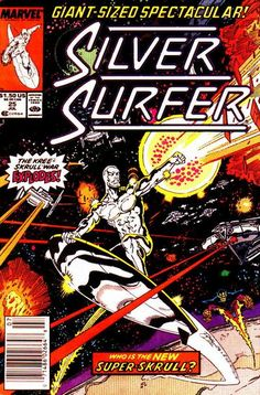 Silver Surfer July 1989 #25