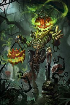 Every day is Halloween: Photo Halloween Artwork, Halloween Pictures, Arte Horror, Horror Art, Dark Fantasy Art, Fantasy Artwork, Fantasy Character Design, Character Art, Creepy Art