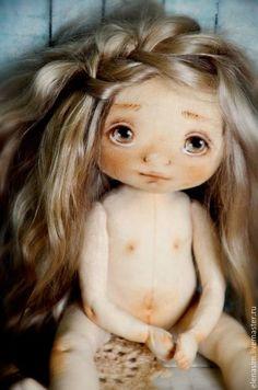 Коллекционные куклы ручной работы. Заказать Кареглазка. Елена Симонова. Ярмарка…