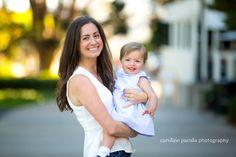 Family Photoshoot Presidio Letter Caroline Pacula Photography