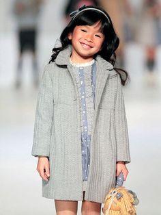 La moda infantil para el invierno 2012-2013 - Niños - Embarazo, bebés, parto, lactancia, vacunas y mucho más sobre maternidad y niños en Crecer Feliz