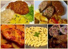 Naleśniki zapiekane z mięsem i warzywami - Blog z apetytem Donia, Christmas Appetizers, Tortellini, Kfc, Coleslaw, Couscous, Food And Drink, Pizza, Cooking Recipes