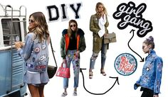 Style Revel Spring 2017 Trend Report: Patches!