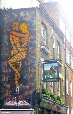 Otto Schade (alias Osch) - Street Artist