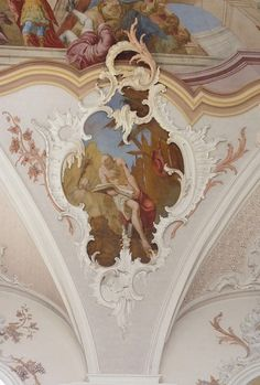 Rococo in German churches