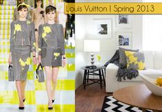 Fashion x Decor = Yellow fever! - Fê Sena