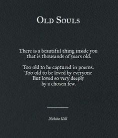 Old Soul !! ❤