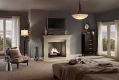 Eldorado Fireplace Surrounds, The Florentina contemporary fireplaces