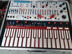MATRIXSYNTH: Buchla Music Easel Analog Suitcase Modular Synthes...