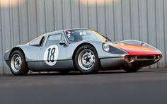 Porsche 904/6 Prototype [002] (1963) thumbnail #50503