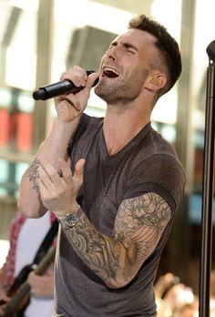 Ah, Adam Levine!