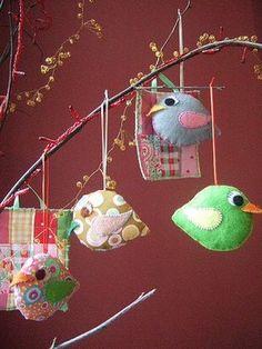 decorazioni pannolenci