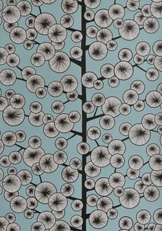 Wallpaper Cotton Tree MISP1036