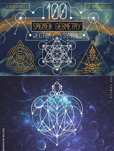Geometric Drawing, Geometric Wall Art, Celtic Tattoo For Women, Sacred Geometry Symbols, Chakra Art, Esoteric Art, Alchemy Tattoo, Clip Art, Moonchild