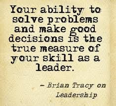 Leadership quote, Brian Tracy  **These Brian Tracy programs will change your life.